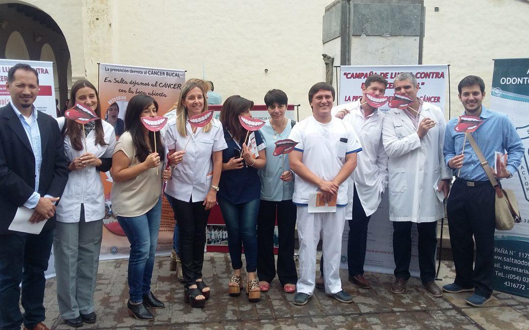 Informe de la 6ª Campaña Provincial contra el cáncer bucal