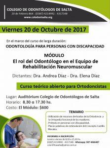 El Rol del Odontólogo en el Equipo de Rehabilitación Neuromuscular