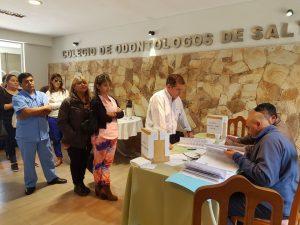Elecciones en el Colegio de Odontólogos de Salta