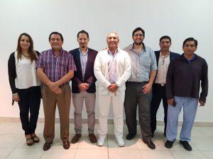 Nuevas autoridades del Colegio de Odontólogos de Salta