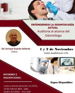 Curso Entendiendo la Odontología Actual