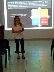 Curso a cargo de la Dra. Sandra Iturre