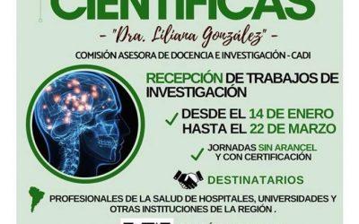 4º Jornadas Científicas Dra. Liliana González