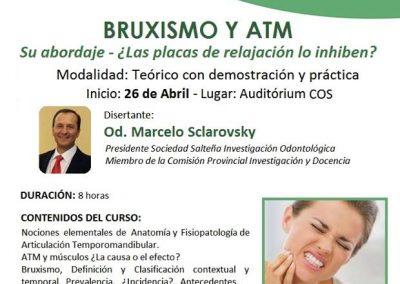 Bruxismo y ATM