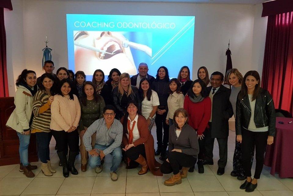 Curso Seminario de Coaching Odontológico