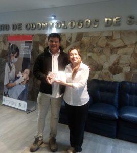 """Donación a la Fundación """"Changuito Dios"""""""