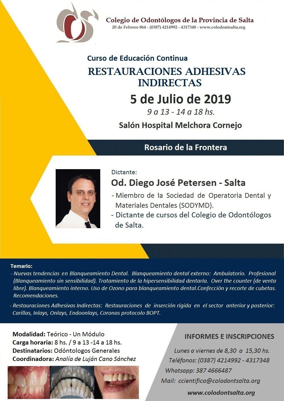 Curso en Rosario de la Frontera
