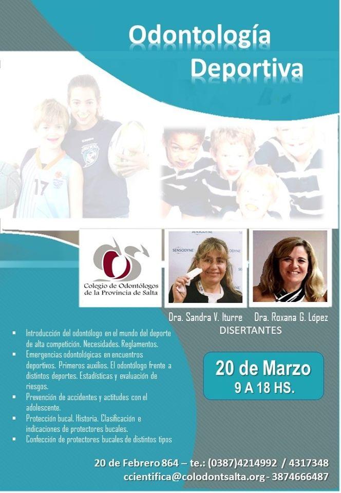Curso: Odontología Deportiva - Capital