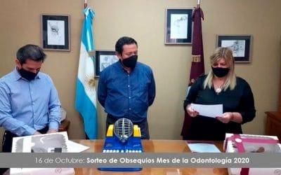 Sorteos Mes de la Odontología Latinoamericana