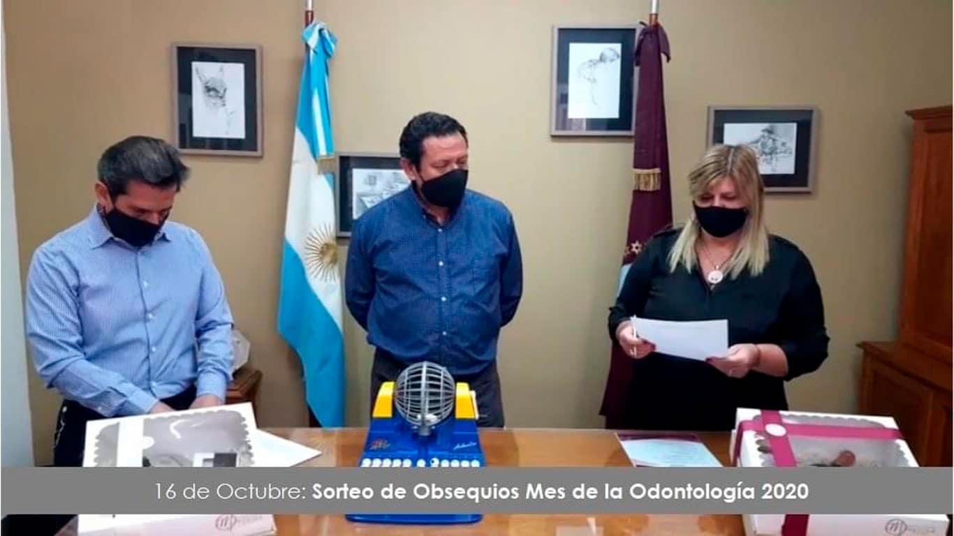 Sorteos Mes de la Odontologia Latinoamericana