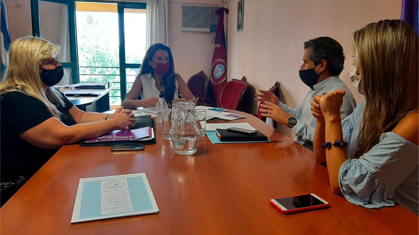 Reunión con Secretaría de Derechos Humanos