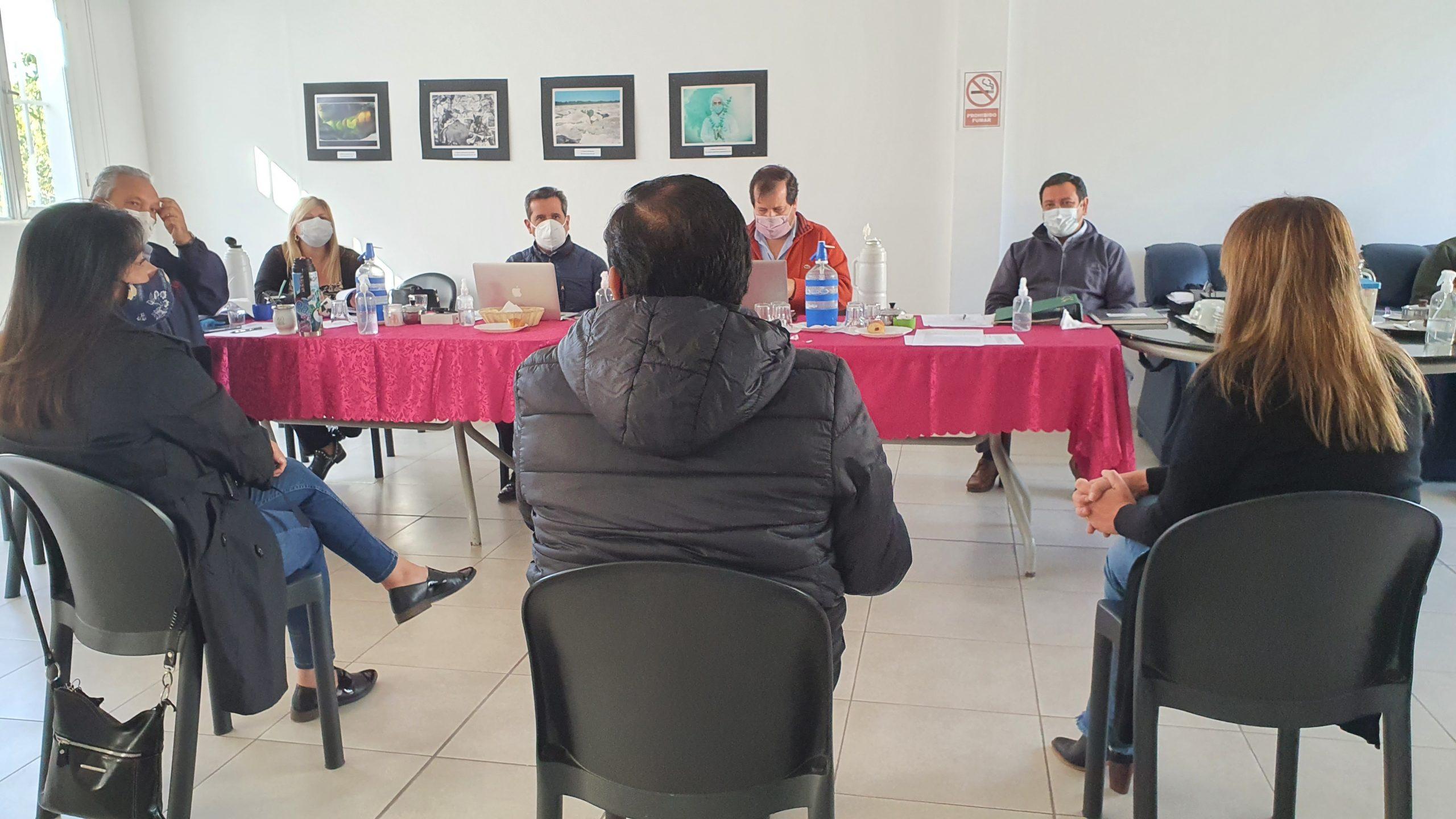 Reunión con Técnicos Dentales