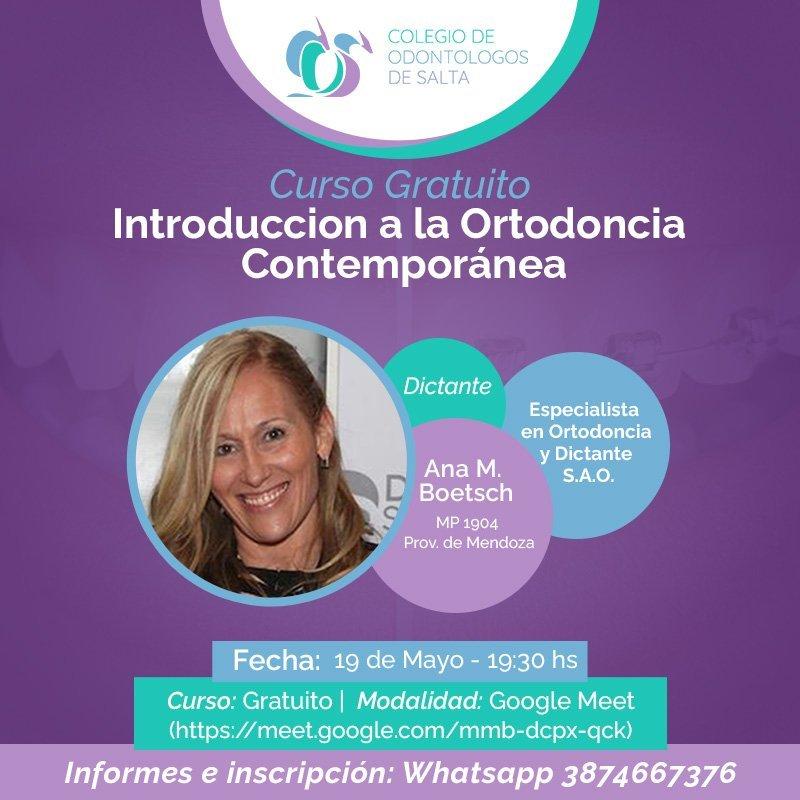 Introducción a la Odontología Contemporánea