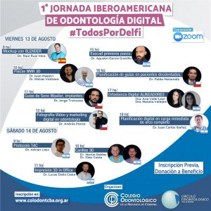 Primera Jornada Iberoamericana de Odontología Digital