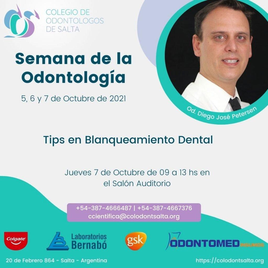 Tips en blanqueamiento dental