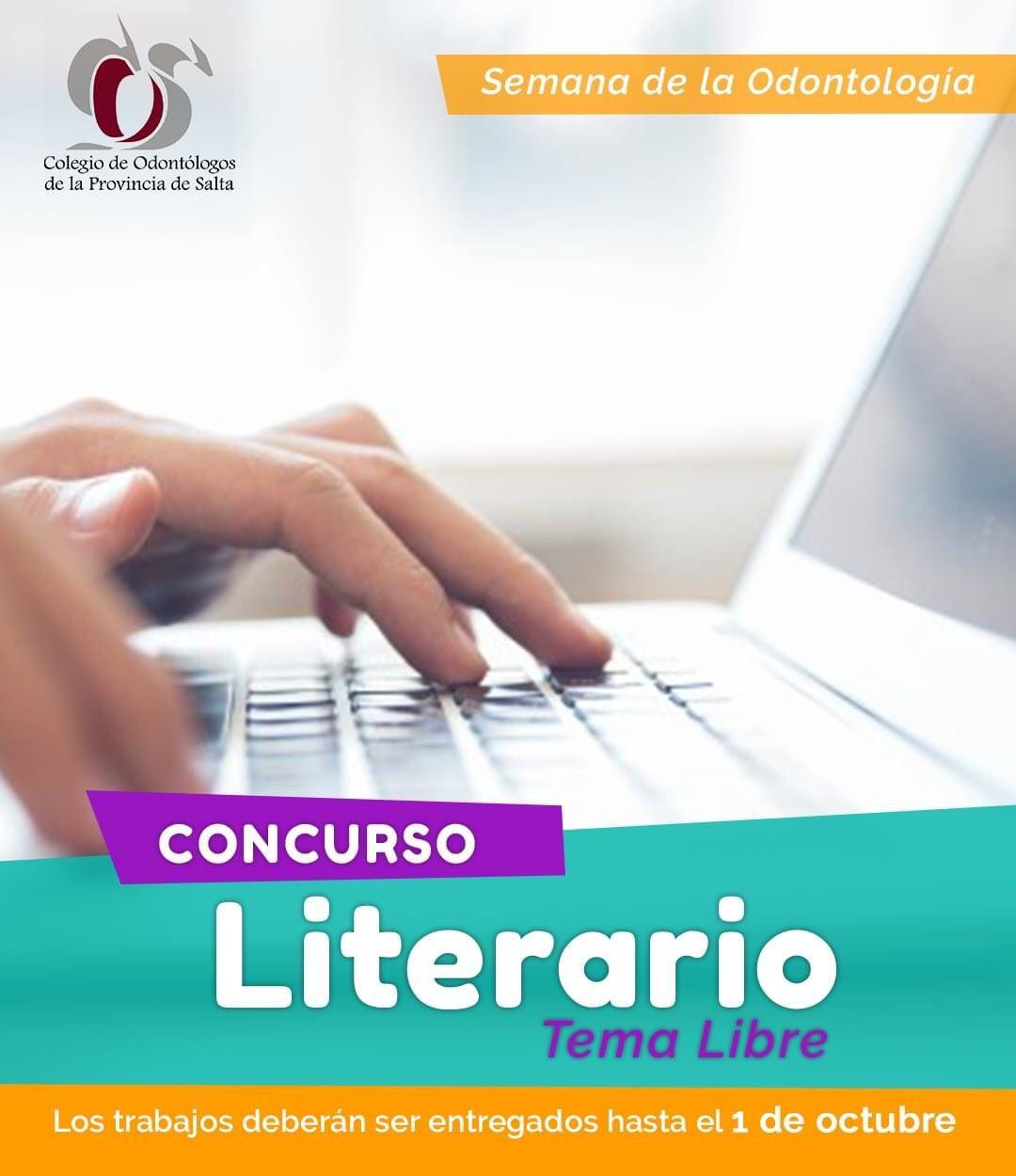 Concurso Literario 2021